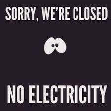 Closed-no power